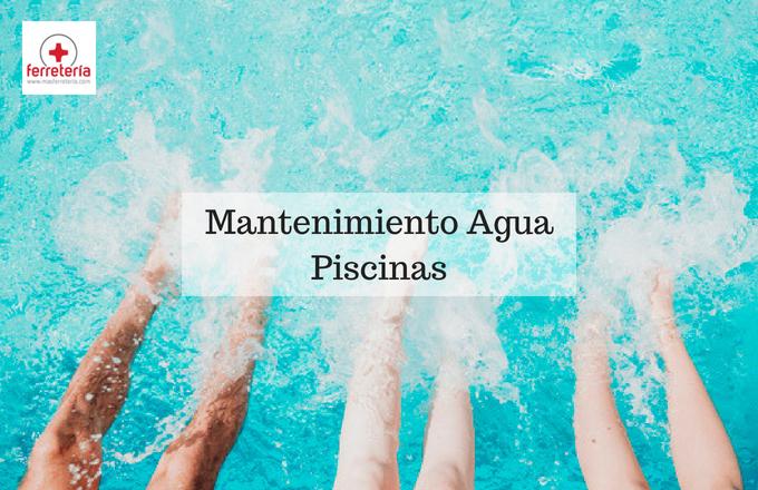 Cómo hacer el mantenimiento del agua de tu piscina