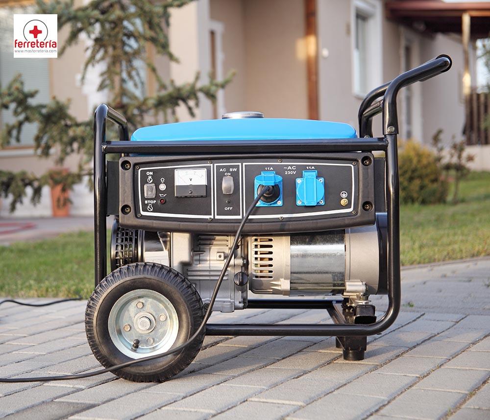 Generadores de corriente: qué son, cómo funcionan y para qué sirven
