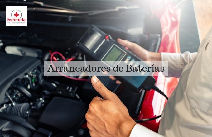 Arrancador de baterías de coche: ¿cómo funciona?