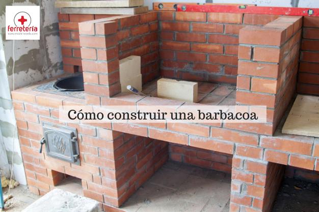 Cómo construir una barbacoa