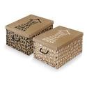 Ordenación cartón
