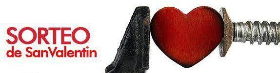 Sorteo Especial San Valentin