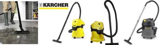 aspiradores Karcher