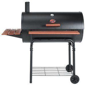 Comprar barbacoa carb n char griller wrangler oferta - Barbacoas con tapa ...