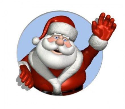 Imgenes De Papa Noel. Affordable Imgenes De Papa Noel. Excellent ...