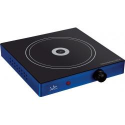 Cocina Elec Vitro Jata Vidrio Az V140 2000w 1 Placa V140