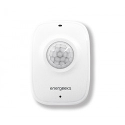 Detector Wifi Energeeks Pl Bl Para Alarma Eg-aw001 Movimient