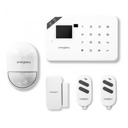 Alarma Wifi/gsm Kit Accesorio Energeeks Pl Bl Eg-awg001