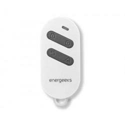 Mando Distancia Wifi/gsm Energeeks Pl Bl Para Alarma Eg-awg0