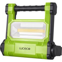 Proyector Ilumin 20w 1800lm 6500k Led Luceco Alu Neg/ver Pla