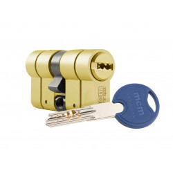 Cilindro Seg 40x40mm Mcm Lat Scxplus Dob.embr. Scx+de:40-40