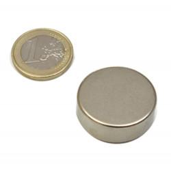 Iman 28x10x28mm Disco Micel Neodimio Niq 10390