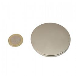Iman 60x30x60mm Disco Micel Neodimio Niq 10393