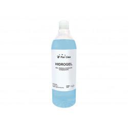 Gel Desinfectante 1lt Hidroalcolico Lavam Purline 1 Ud