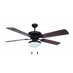 Ventilador Techo Con Luz 60w-3v 5 Aspas Cp 73132 Orbegozo