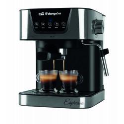 Cafetera Elec 1,5lt Expres Orbegozo Inox 20 Bar Ex 6000 1 Ud