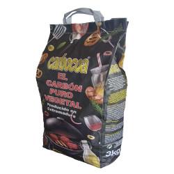Carbon Barbacoa 3 Kg Vegetal Carbocoa 204 3 Kg