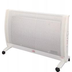 Radiador Elec Panel 82,8x53,6x11,8 2000w 3 Potencias Bl Jata