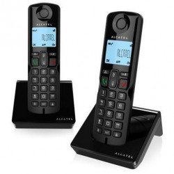 Telefono Inalambrico Duo Ne S250 Alcatel 1 Ud