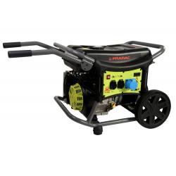 Generador Gas. Motor Pramac Ohv 230v 50hz C/rda Gr/ver Wx620