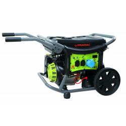 Generador Gas. Motor Pramac Ohv 230v 50hz C/rda Gr/ver Wx700