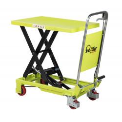 Carro Plataforma Plegable Elevadora 700x450mm 150kg R.nylon/