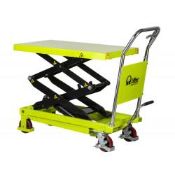 Carro Plataforma Plegable Elevadora 905x500mm 350kg R.nylon/