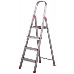 Escalera Dom 0,80mt Tijera Rolser Alu Ro Unica Uni002