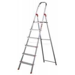 Escalera Dom 1,22mt Tijera Rolser Alu Ro Unica Uni004