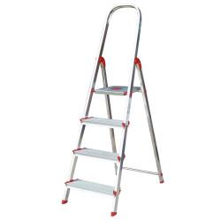 Escalera Dom 0,80mt Tijera Rolser Alu Ro Norma 220 Nor037