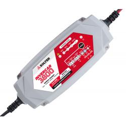 Cargador Bateria Auto 06/12v Autom Invercar 3800 Solter