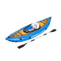Kayak Hinch 275x81xm Con Bomba Y Remos Bestway Pl Az Cove Ch