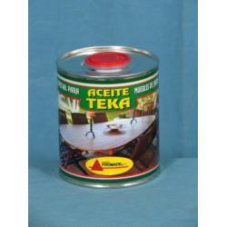 Aceite Para Teca Incoloro 375ml Aatk103 Promade