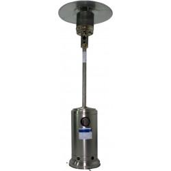 Estufa Gas Ext 221cm Altura 12kw A/inox Mader