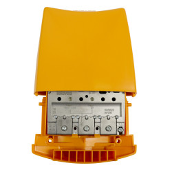 Amplificador Mastil 24v 1e/1s Fm/b3/dab/uhf Televes 1 Ud
