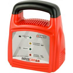 Cargador Bateria Auto 05077 12 V