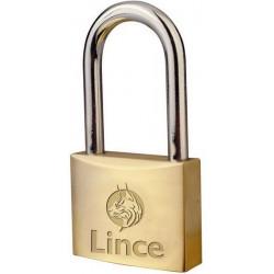 """Candado """"lince"""" Arco Largo 301/50"""
