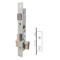 Cerradura Met.emb. 23x15mm 220615hz Cinc Rod/pal Tesa
