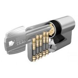 Bombillo 1/2 Te-5 30x10 Leva Corta 13,2mm Niquel 52003010n