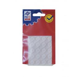 Lagrima Adhesiva Transp B 20pz 13x4 Mm
