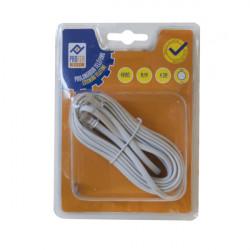 Prolongacion Telef M-m Bco 4,5 M
