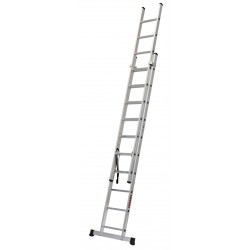Escalera Ind Combi 2t 2x9 2,62/4,31m