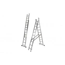 Escalera Ind Combi 2t 2x12 3,46/5,59m