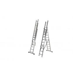 Escalera I Combi 3t 3x12 3,46/8,10m