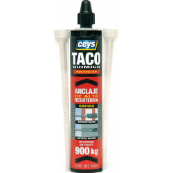 Taco Quimico Poliester 300 Ml