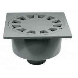 Sumidero Pvc Vert M 50 S-246 150x150 Mm