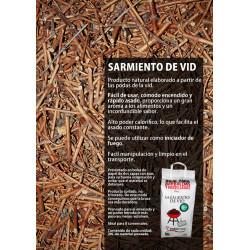 Sarmiento De Vid 100% Natural 5 Kg