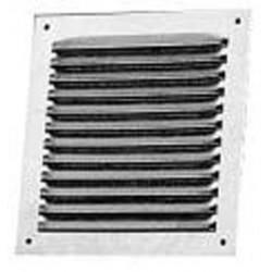 Rejilla Plana - Aluminio 17x17