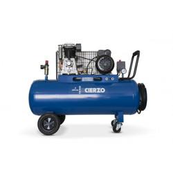 Compresor Correas 3hp 6-8 Bar 100 L