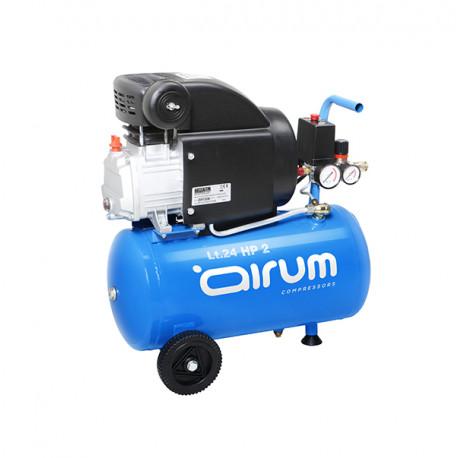 Compresor 2hp C/aceite 8bar 24 L
